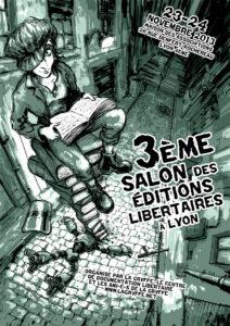 Salon des éditions libertaires 1