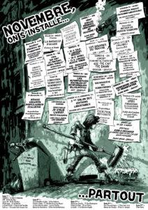 Salon des éditions libertaires 2