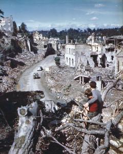 St. Lo 1945
