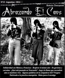 abrazando el caos n 13 2014 argentina