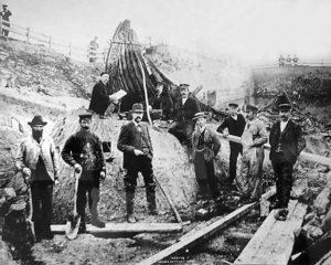 osebergskipet_1904
