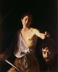 Caravaggio-David-and-Goliath
