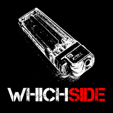 Which Side Podcast Logo