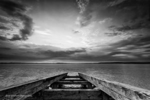 an-old-slipway-black-and-white