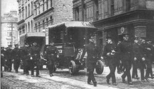 Belfast-strike