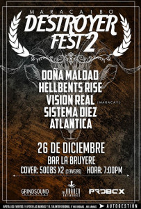DESTROYER FEST 2015
