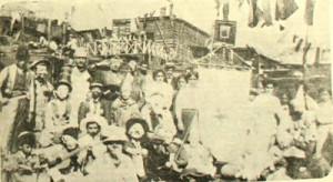 Unión Zenteno Futbol Club durante los carnavales - Zig Zag Nº321, 15-IV-1911